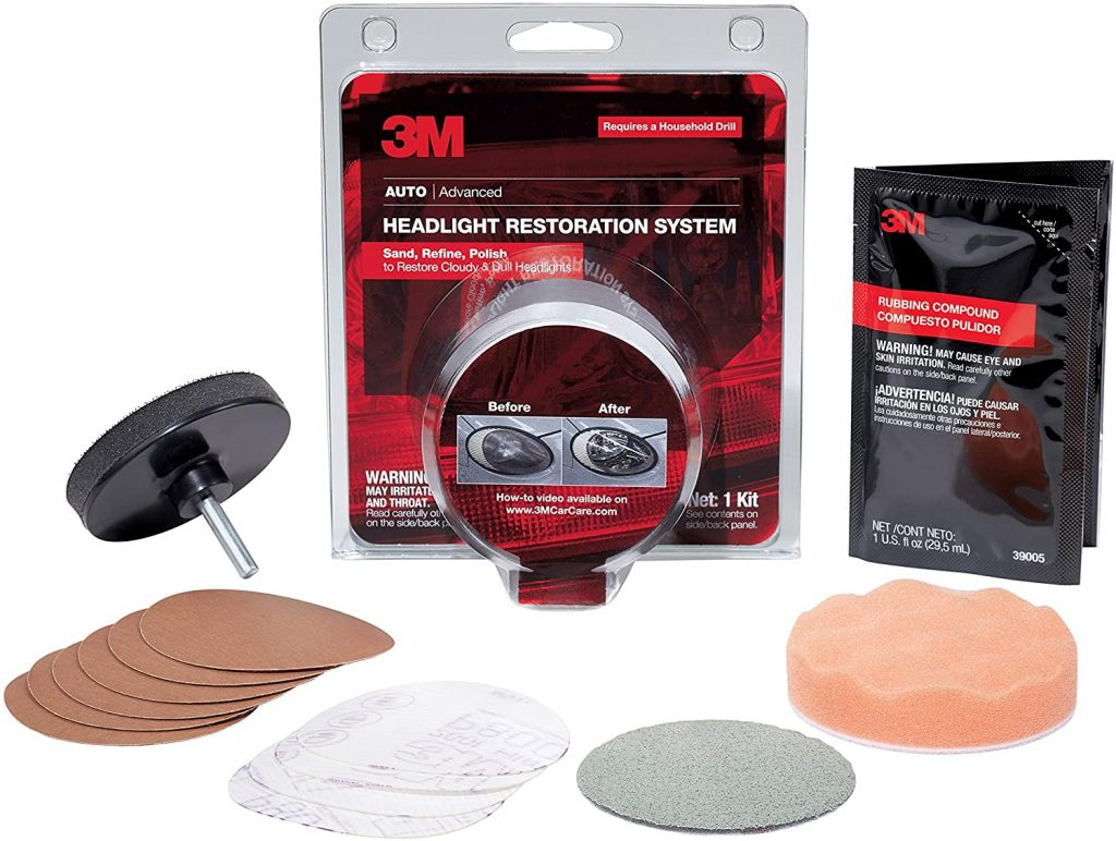 Rob Siegel - The Hack spruces up his headlights - 3M 39008