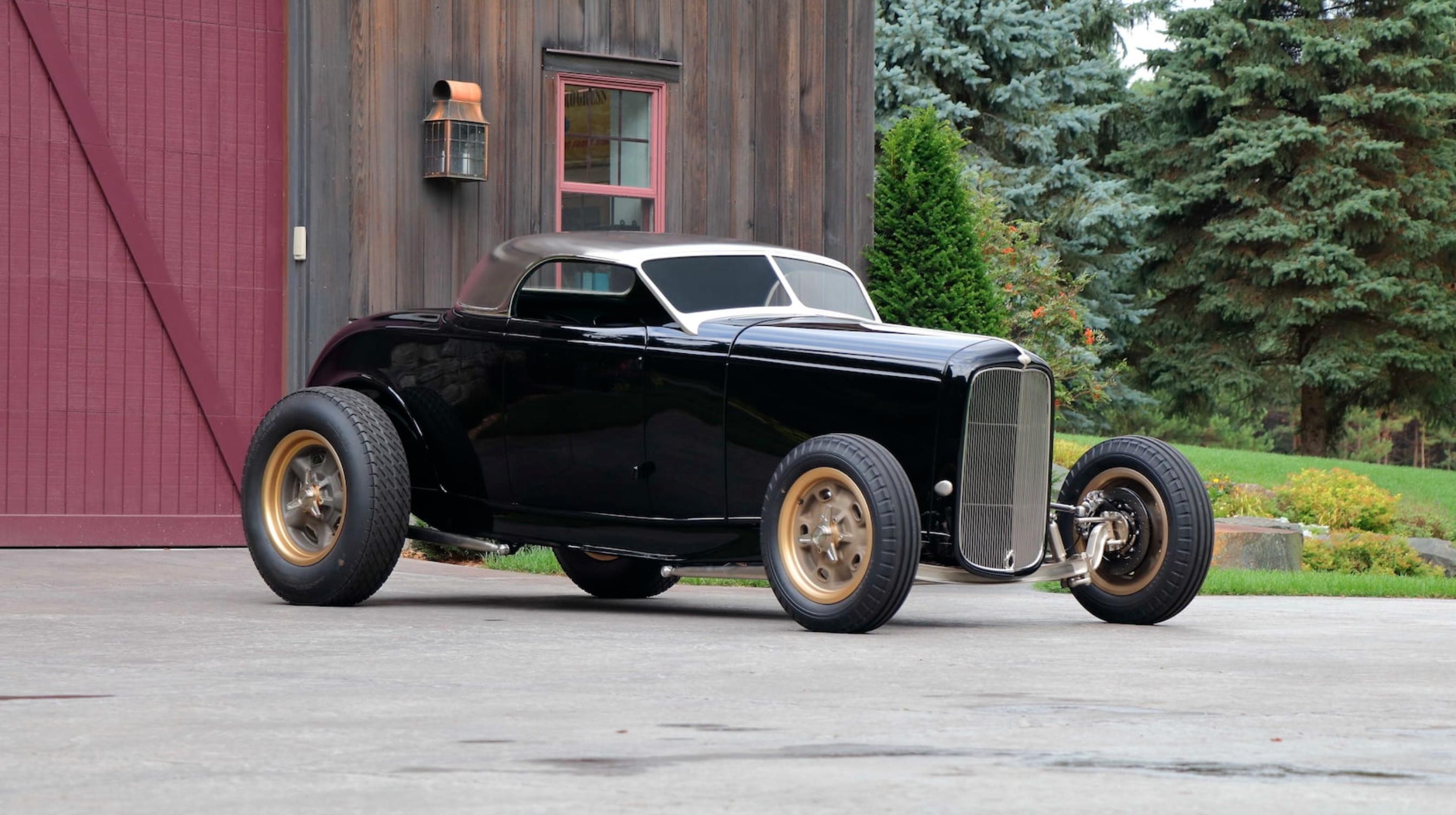Triple Nickel 1932 Ford Roadster