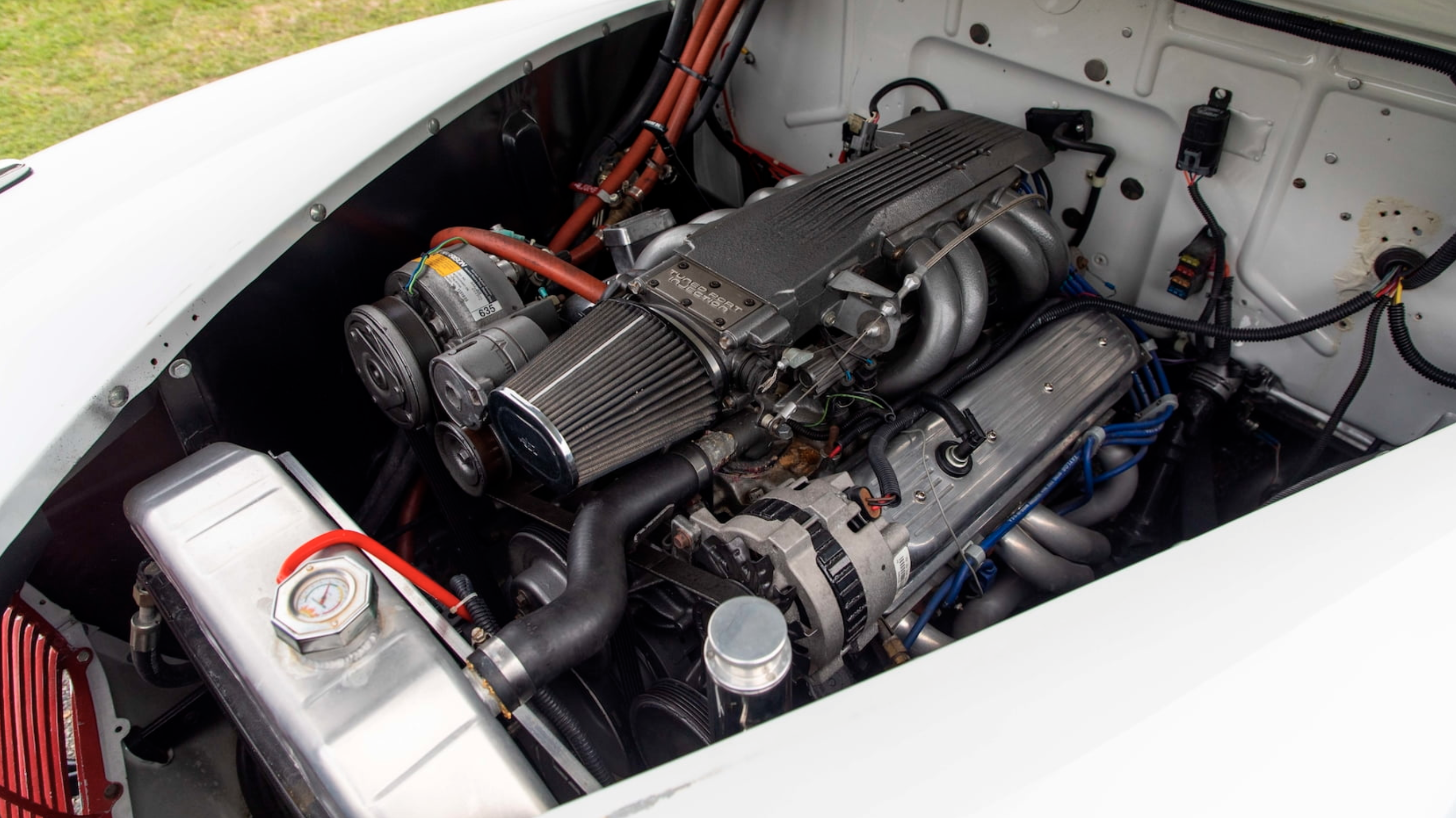 1941 Mercury Coupe TPI Chevy V8
