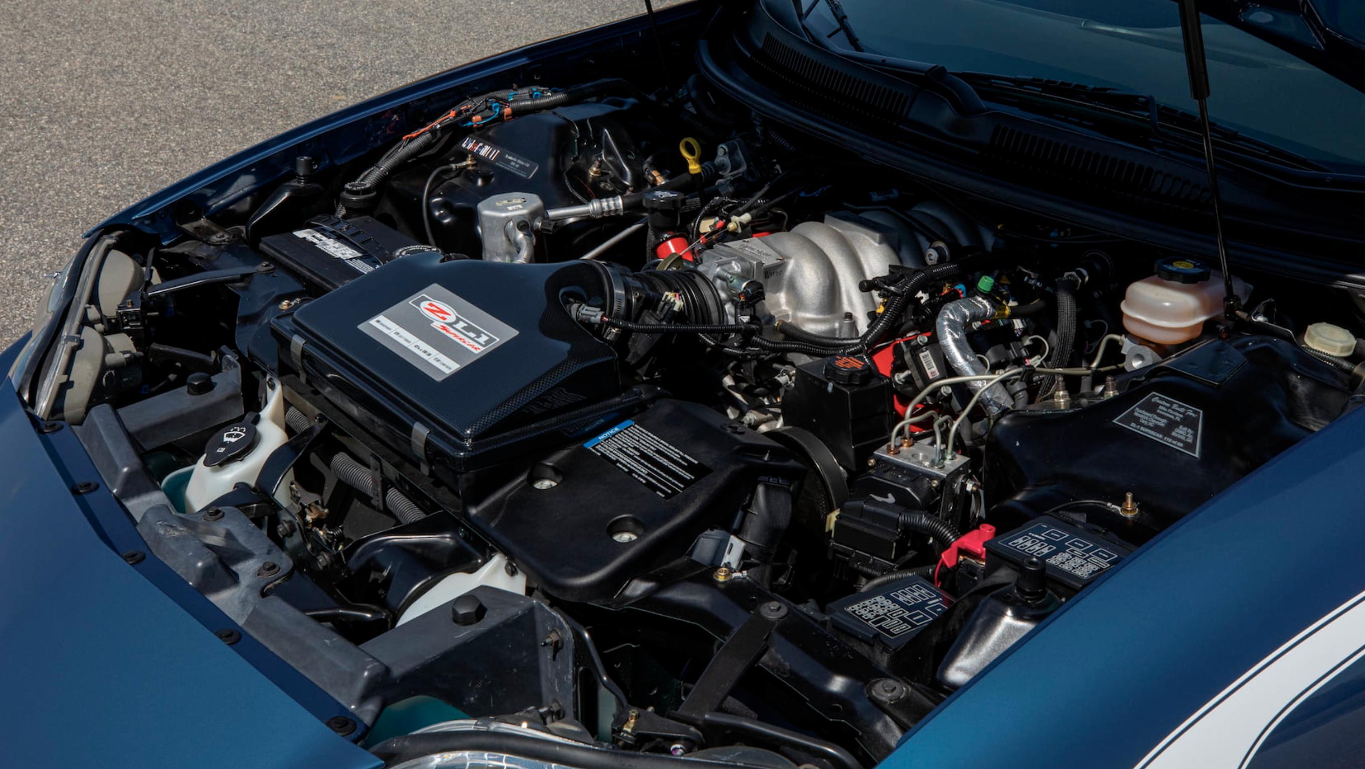 2002 Camaro ZL1 Engine