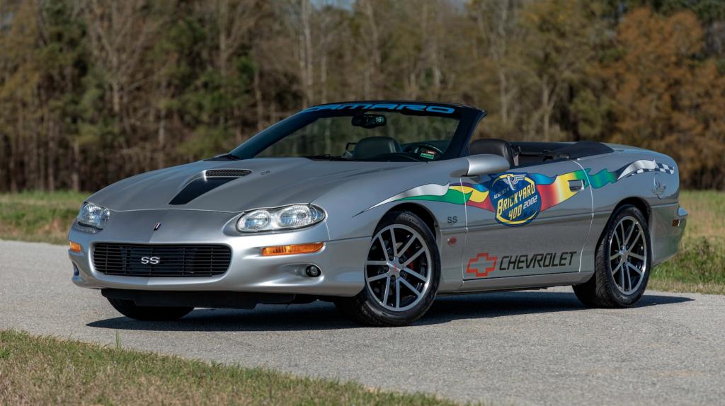 2002 Camaro Brickyard 400 pace car