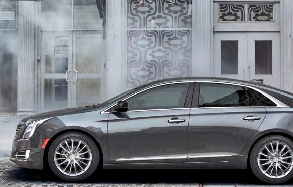 2016 Cadillac XTS DLO FAIL