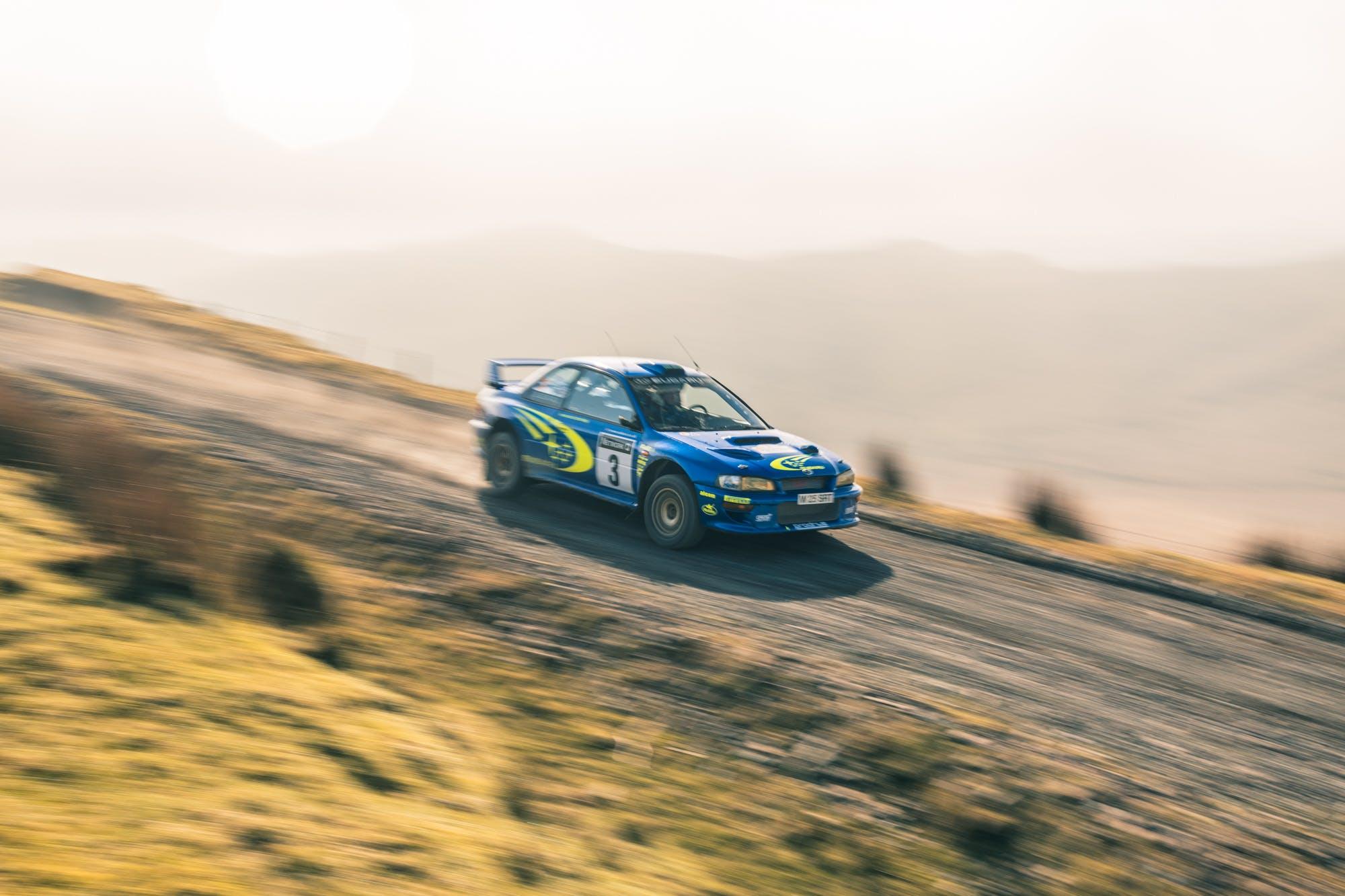 Subaru Impreza WRC 2