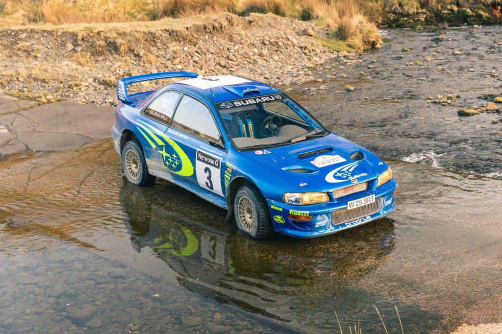Subaru Impreza WRC 7