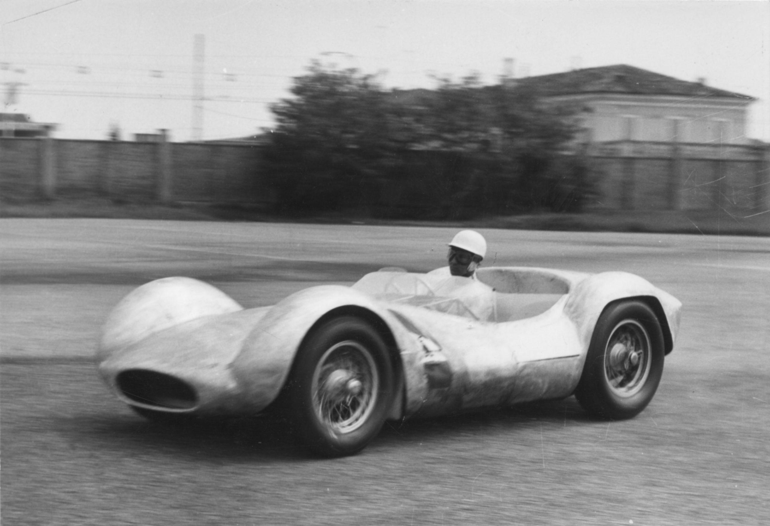 Maserati Tipo 60 (Bird Cage)