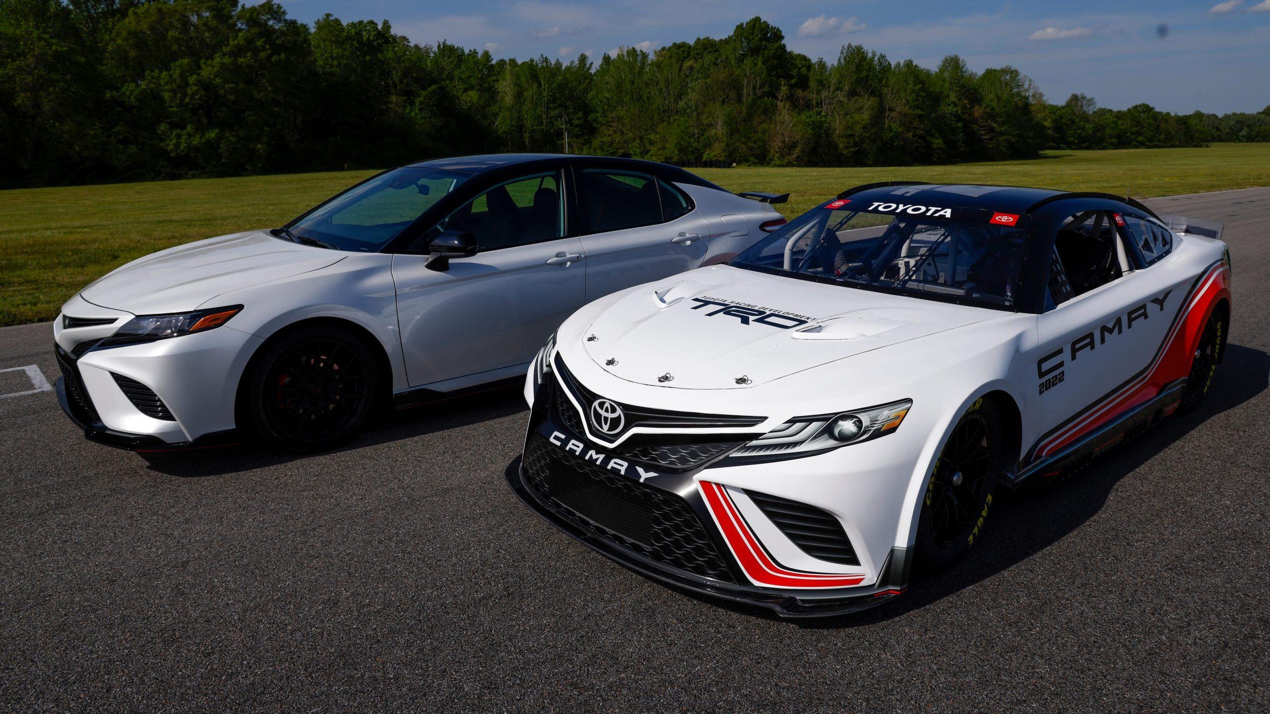 NASCAR Toyota Stock car camry