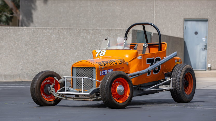 1923 Ford Track Roadster Mecum
