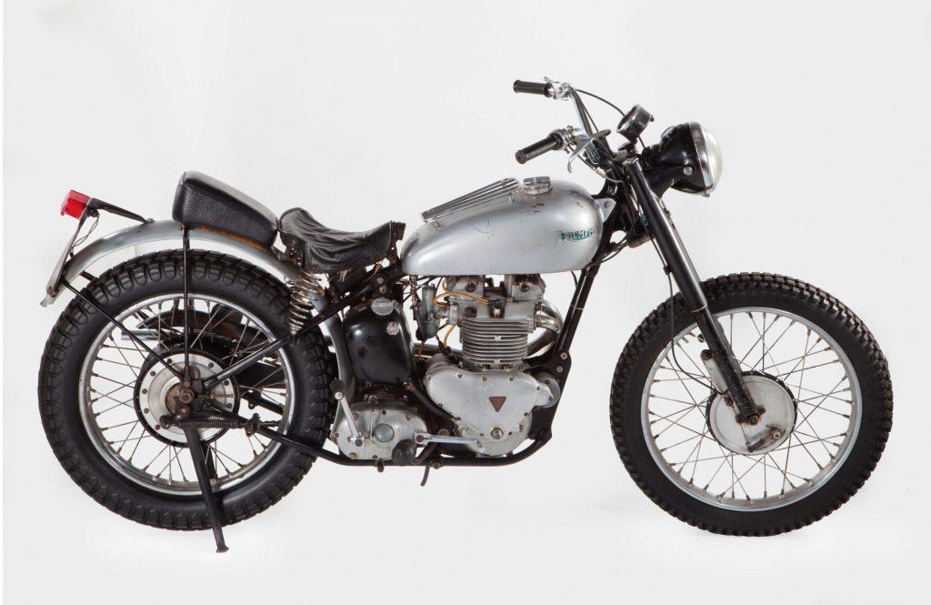 Triumph Bike Lede