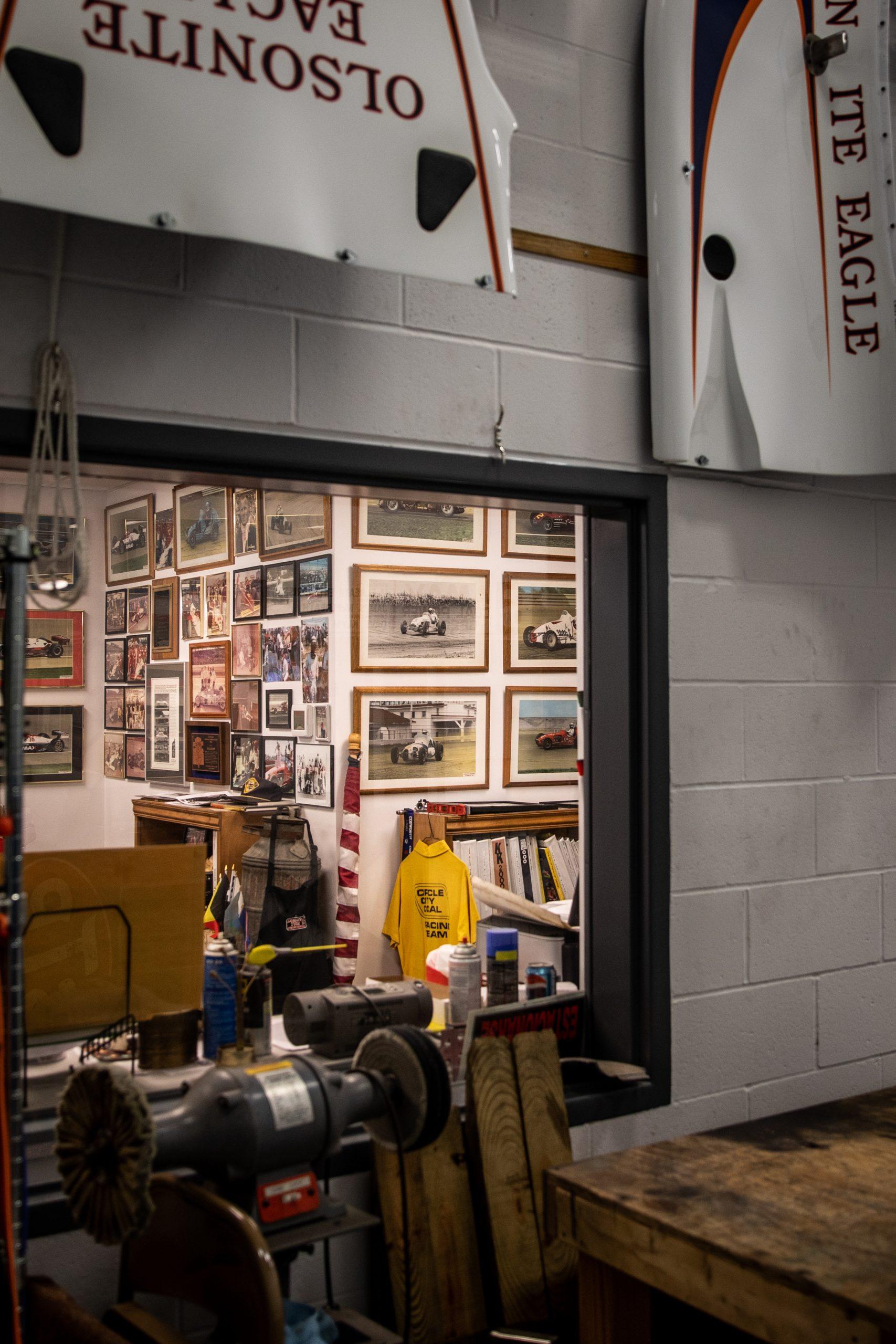 Turn 4 Restorations shop