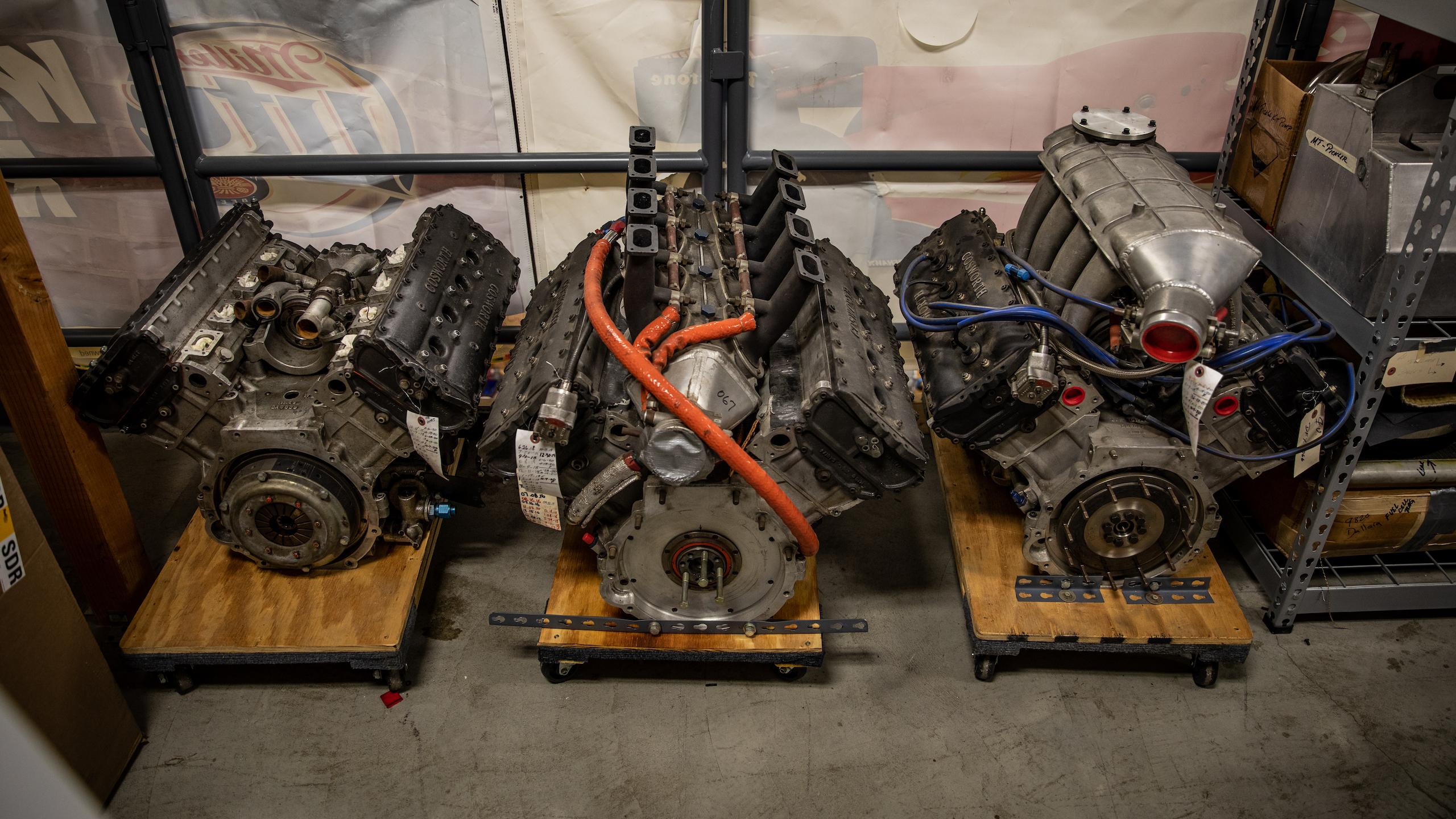 Turn 4 Restorations engines
