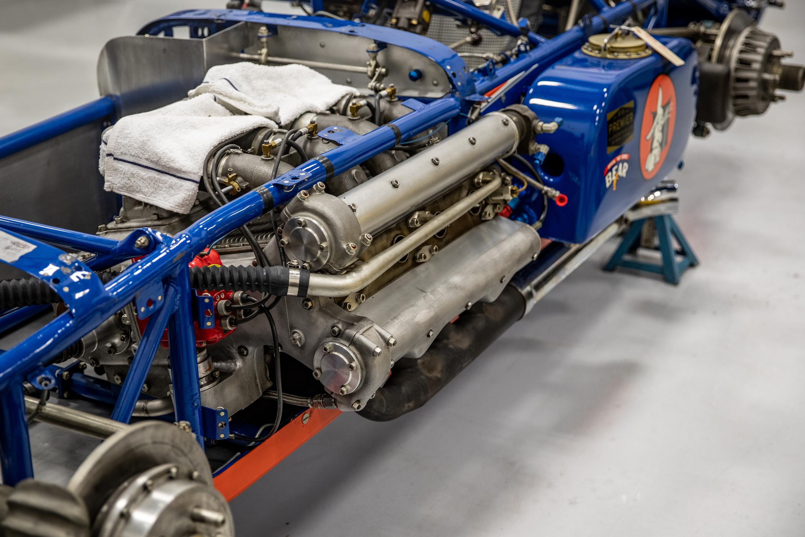 Turn 4 Restorations racer