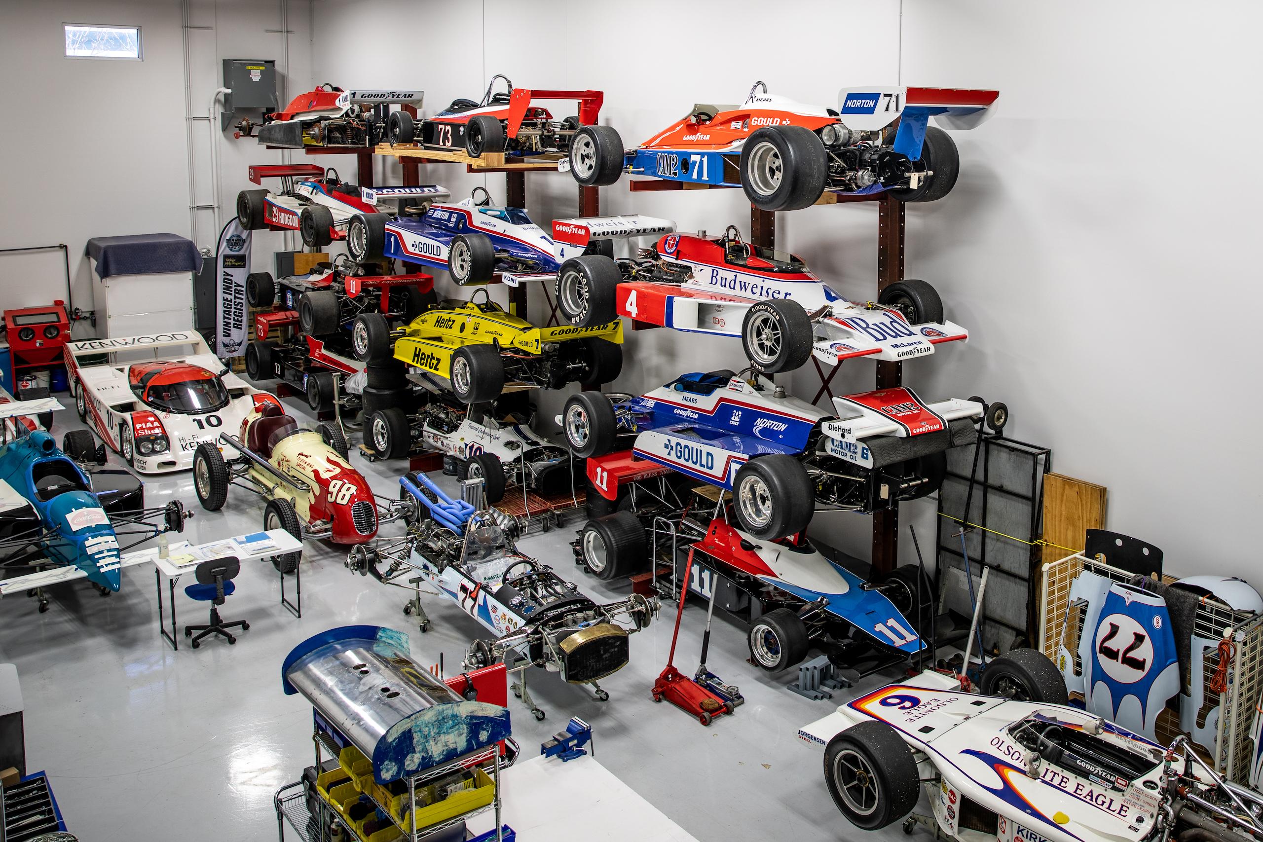 Turn 4 Restorations cars