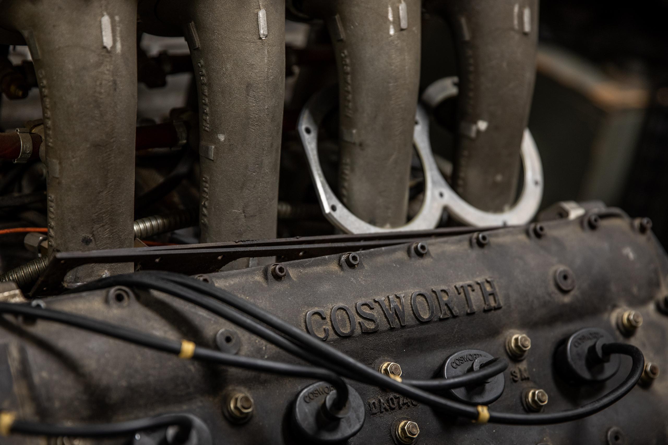 Turn 4 Restorations cosworth