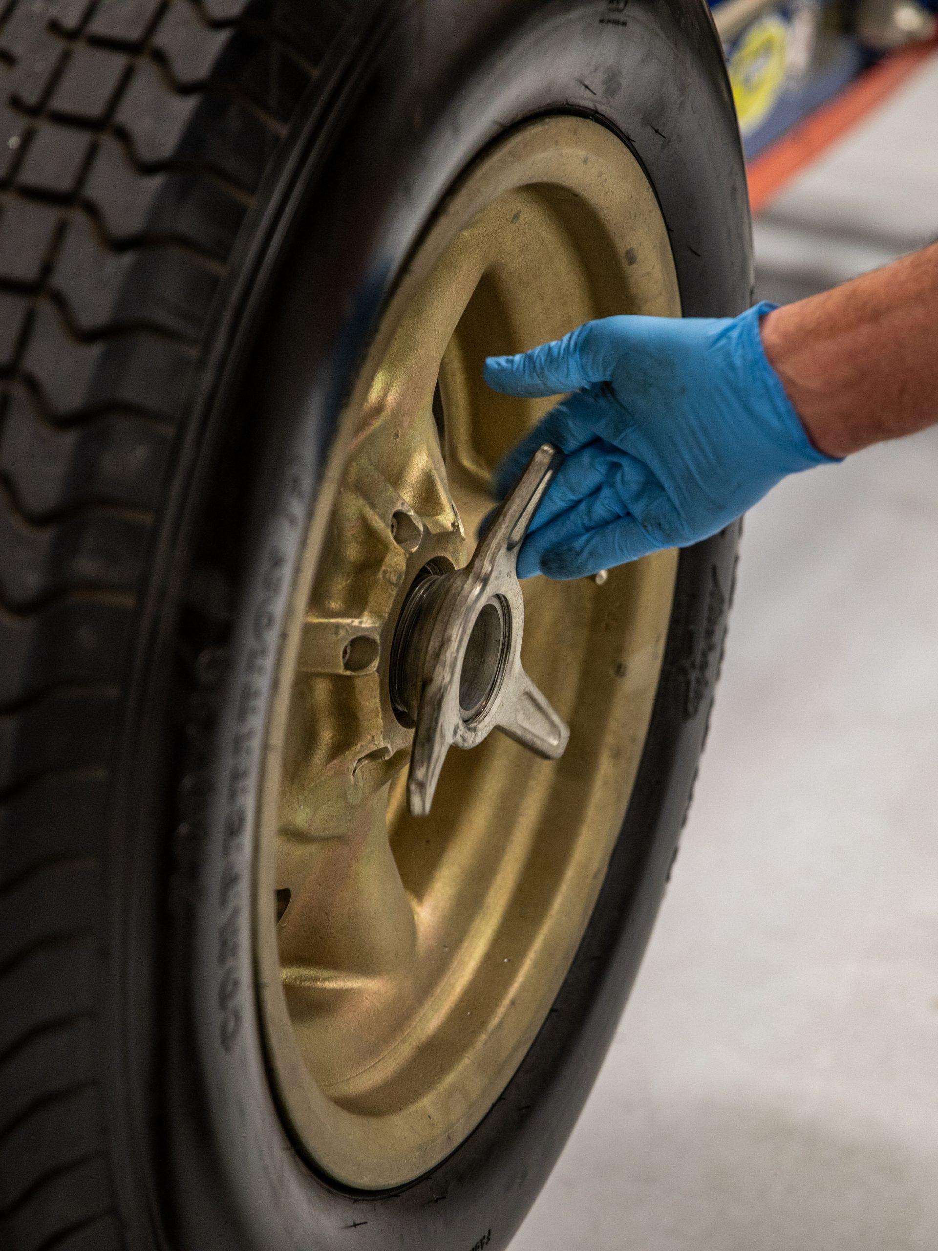 Turn 4 Restorations wheels