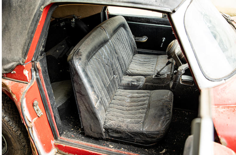 Jaguar XK150 wreck Bonhams 2