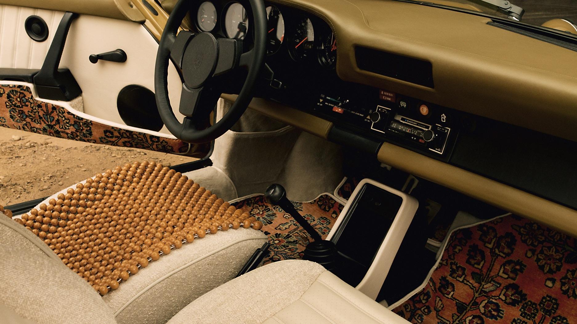 Porsche 911 ALD mats