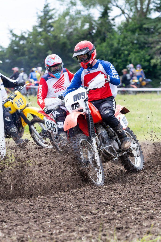heartland motofest Kyle Smith MX second corner