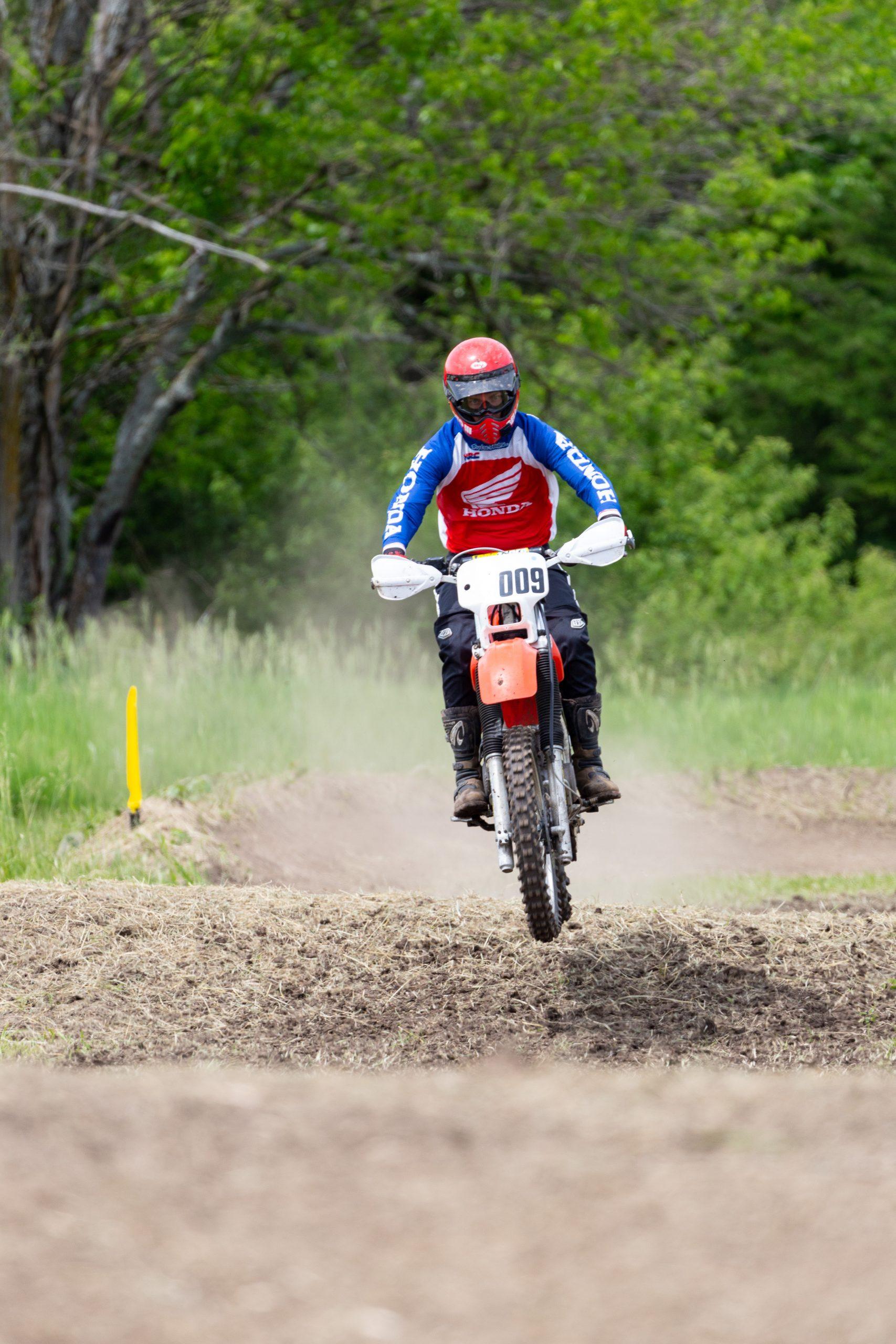 heartland motofest Kyle Smith MX jump 2