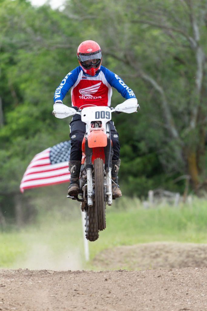 heartland motofest Kyle Smith MX jump