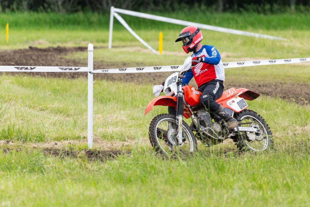 heartland motofest Kyle Smith MX corner