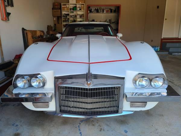 Les Dunham tribute Craigslist C3 Corvette