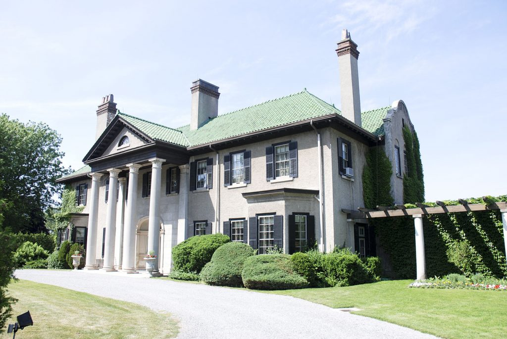 Parkwood Estate McLaughlin Oshawa Canada