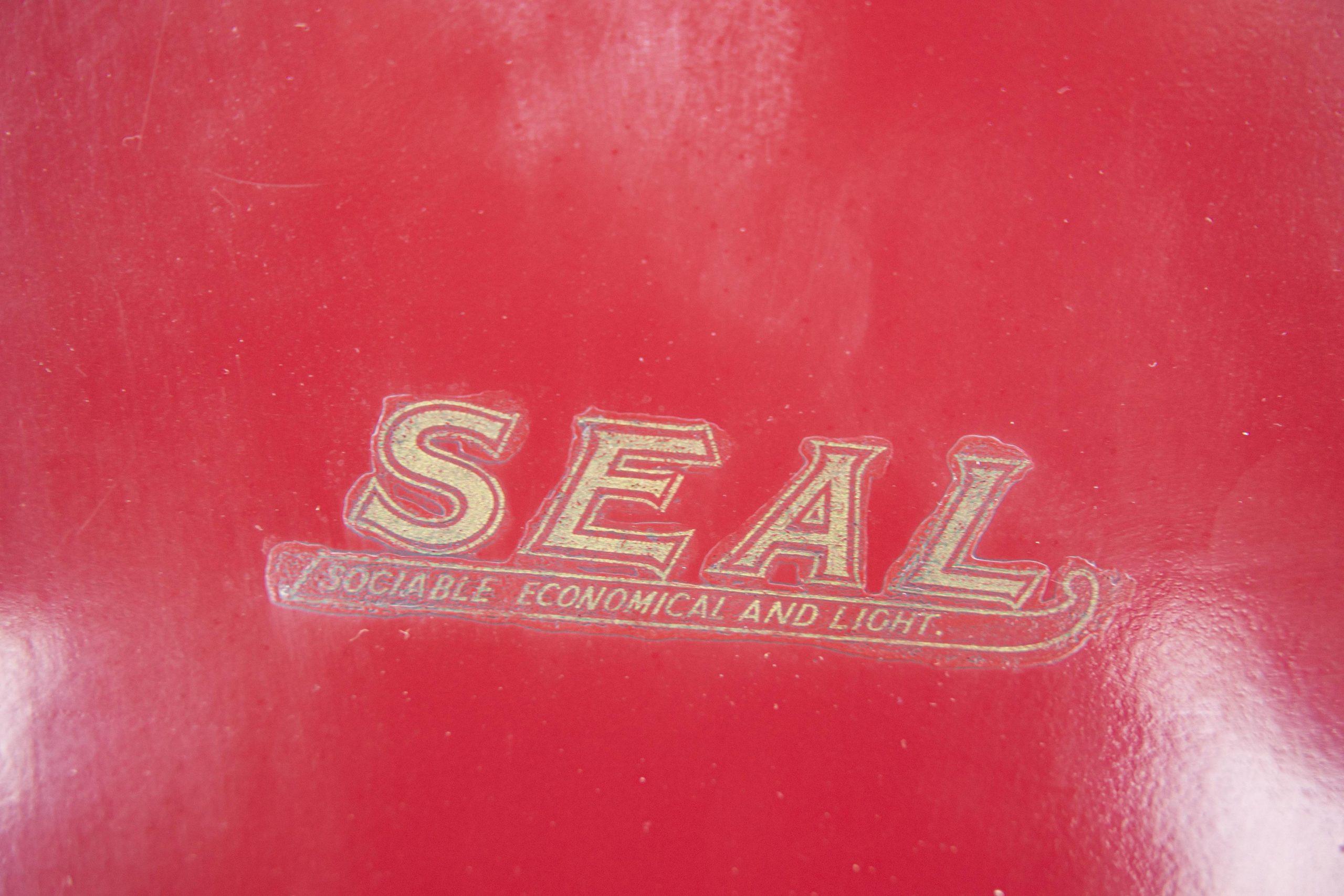1925 Seal 980CC Motorcycle badge