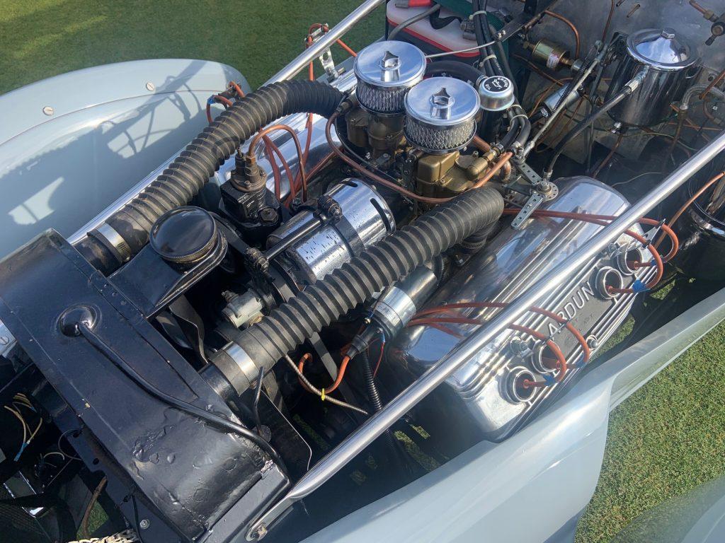 1948 Tasco - engine