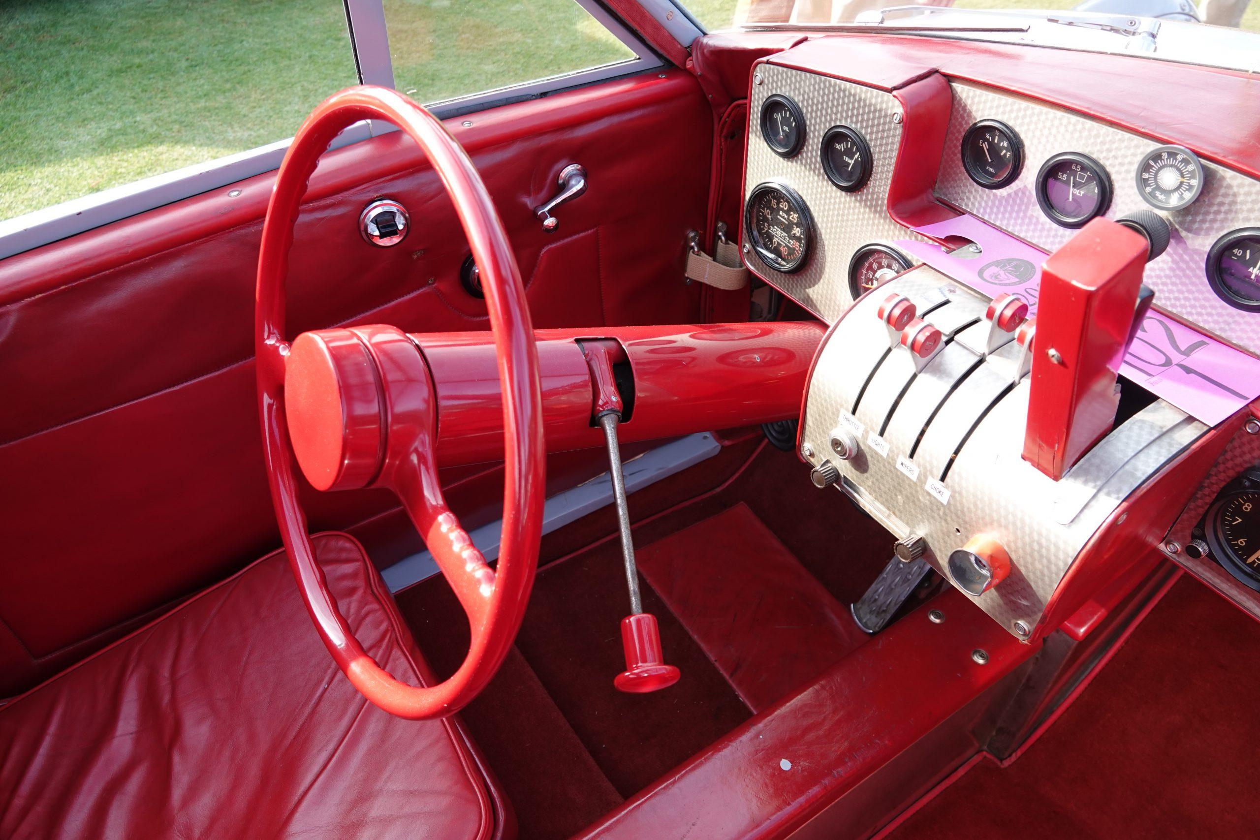 1948 Tasco - interior 1