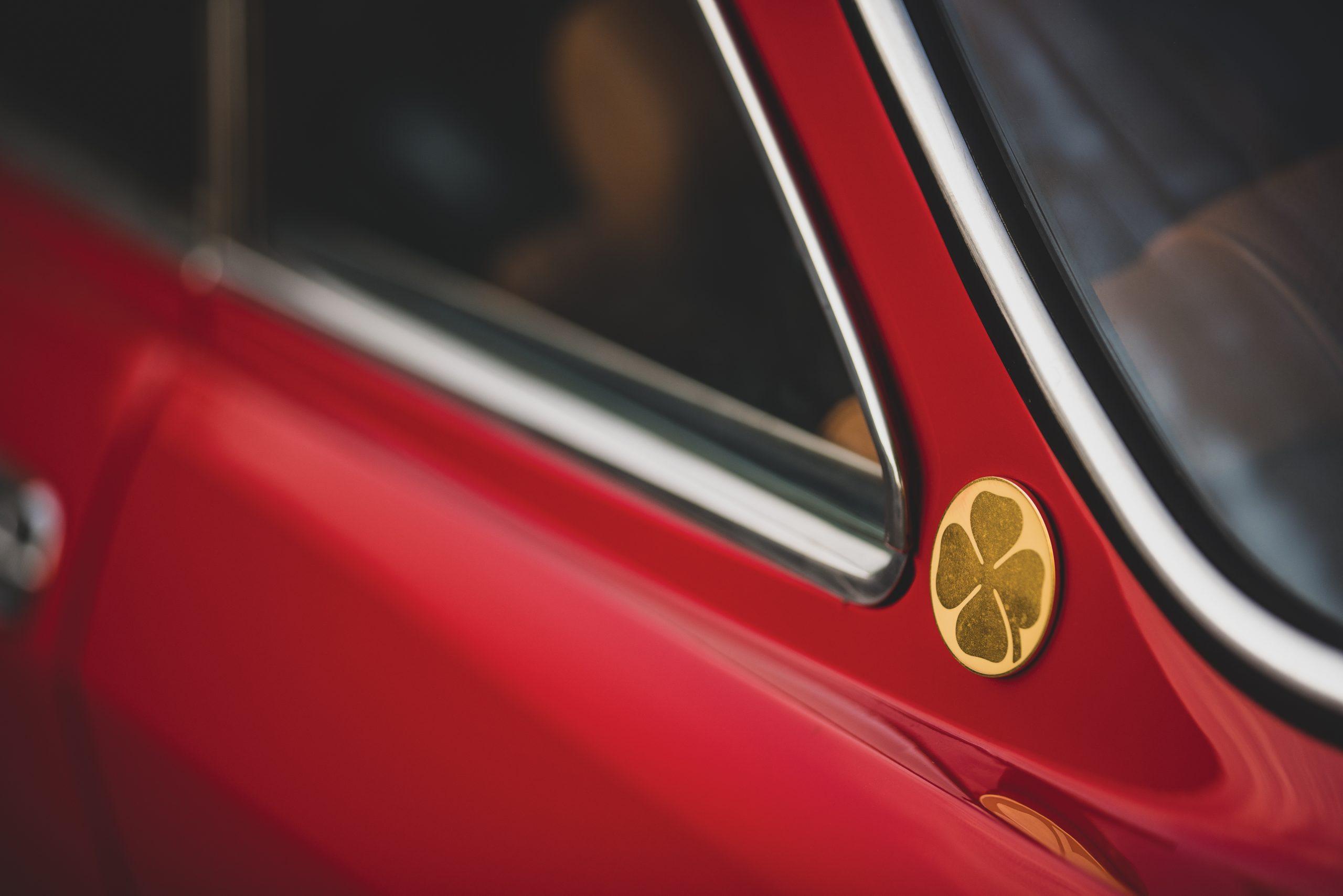 1969-Alfa-Romeo-1750-GT-Veloce shamrock