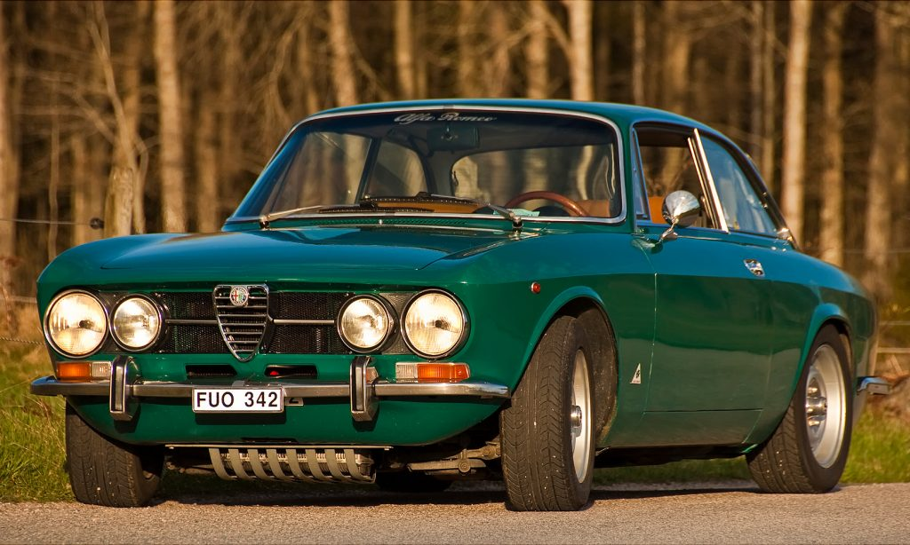 1970_GTV-Alfa front three-quarter