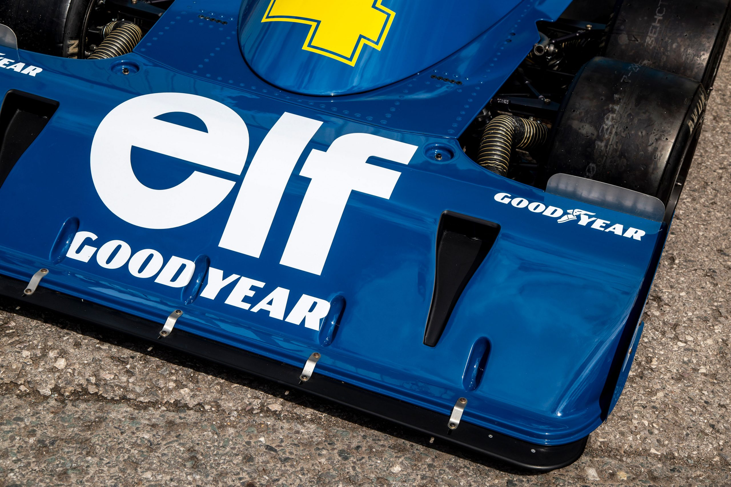 1976 TYRRELL P34 Continuation front end