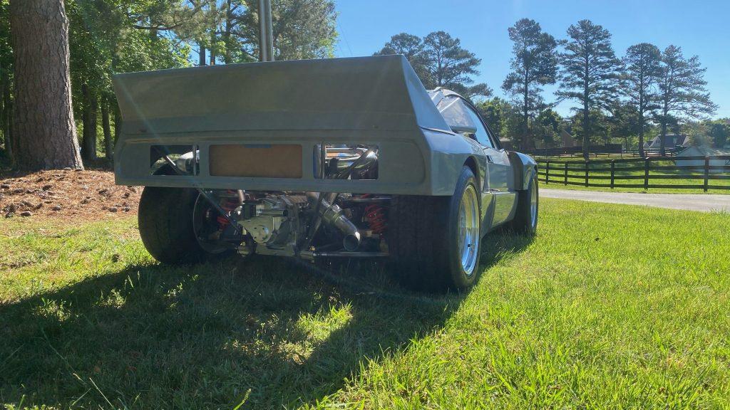 1977 Lancia 037 Tribute rear