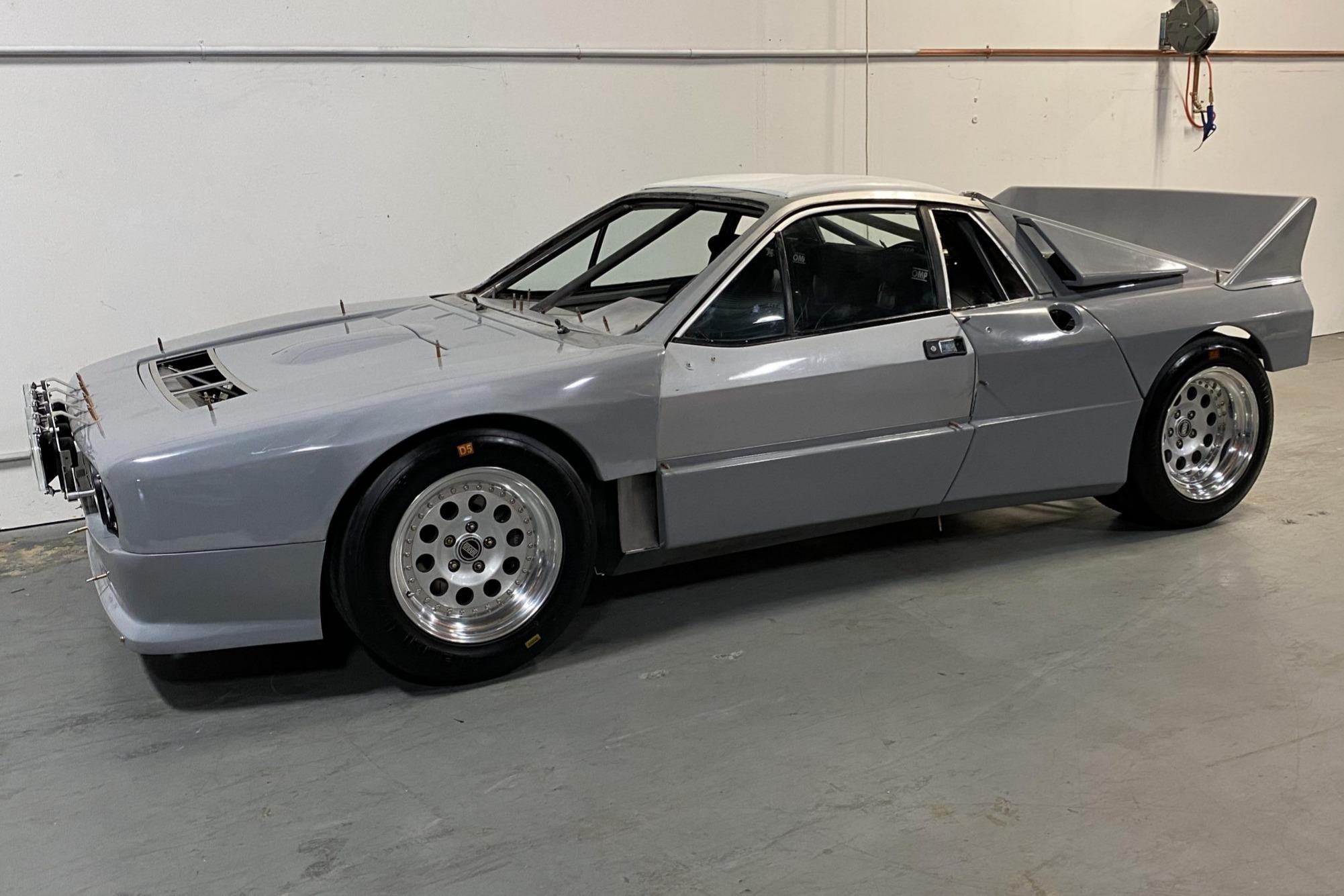 1977 Lancia 037 Tribute