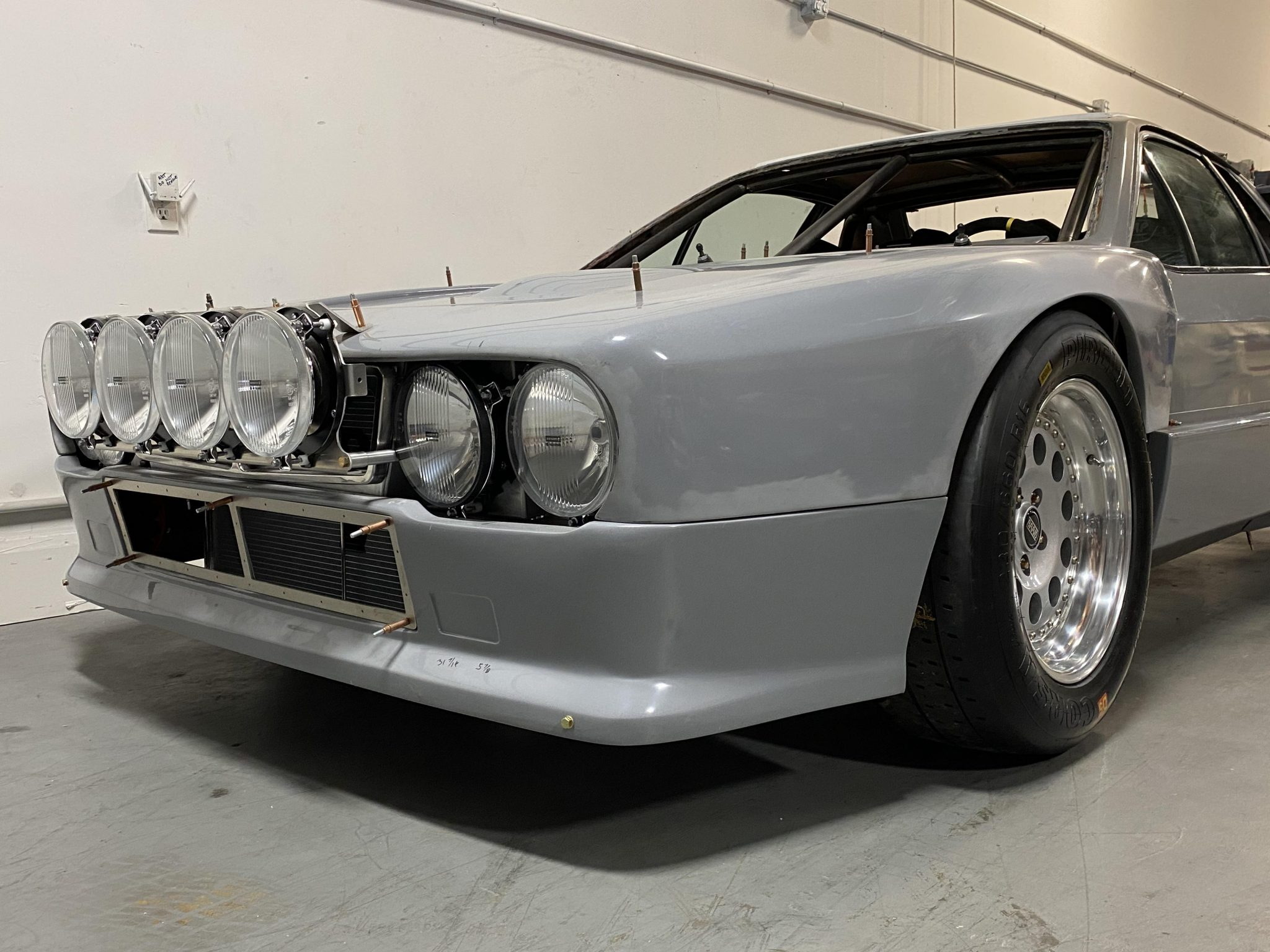 1977 Lancia 037 Tribute front end
