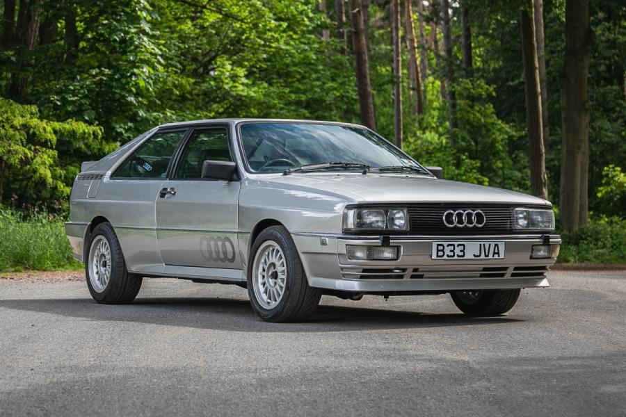1985 Audi Ur-Quattro B2