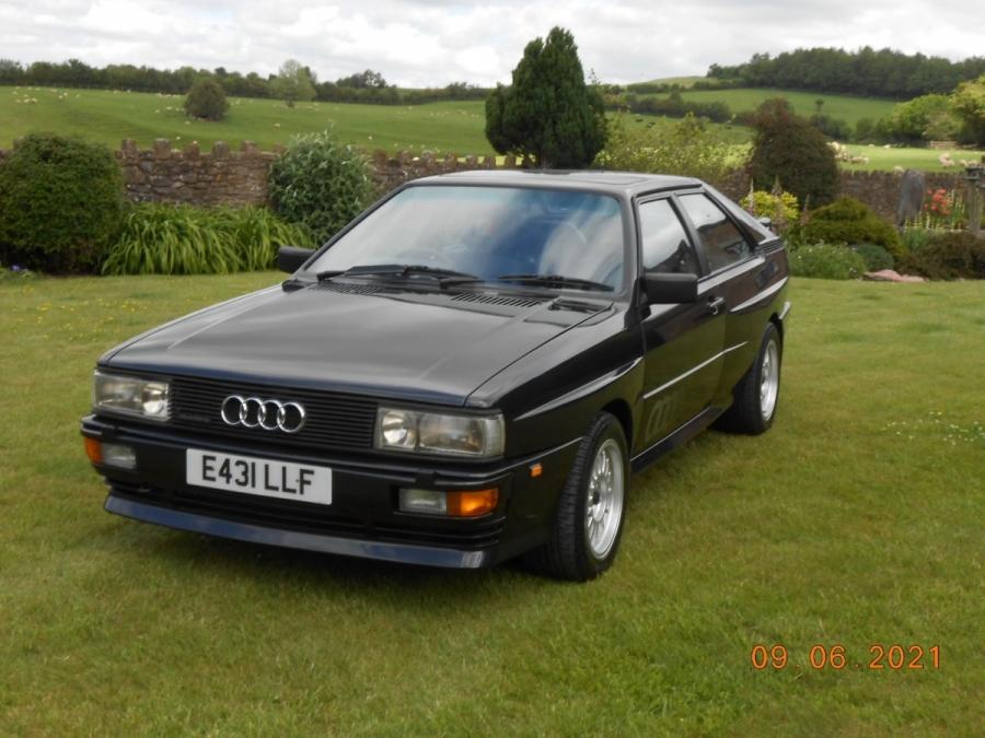 1988 Audi Quattro Turbo B2