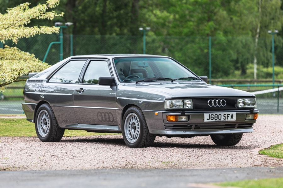 1992 Audi Quattro 20v (RR)