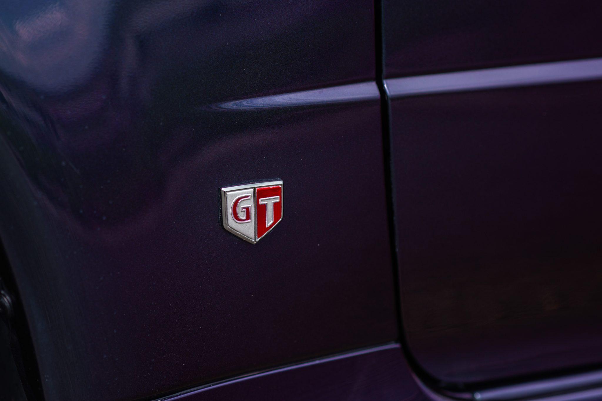 1999 Nissan Skyline GT-R V-Spec badge