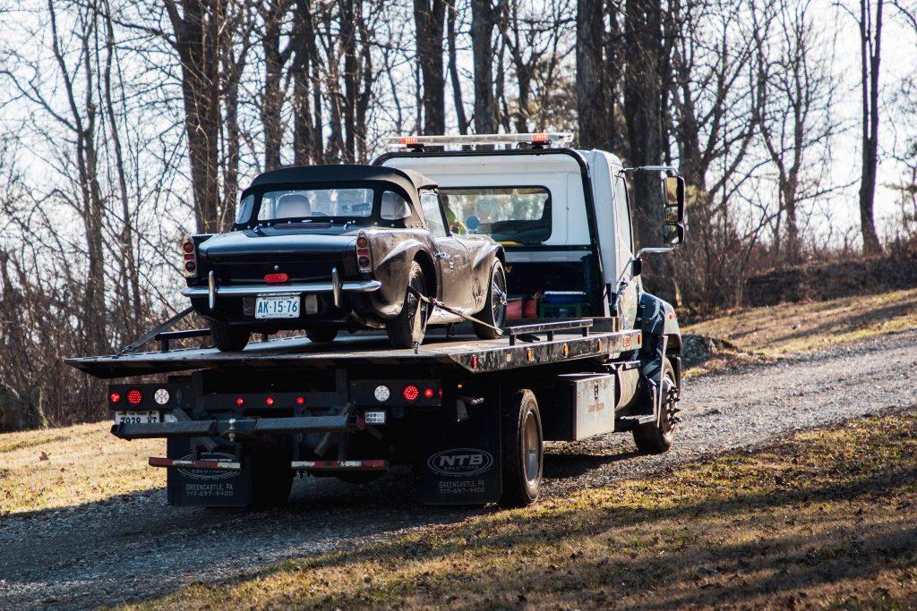 melia Touring Series towing