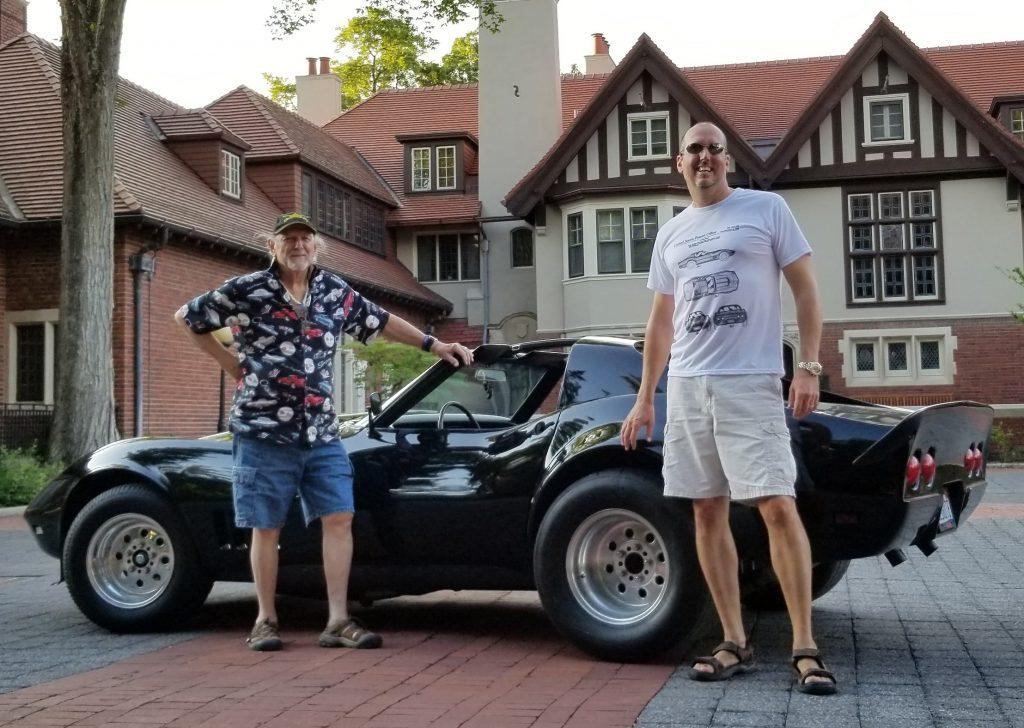 1968 chevrolet corvette 427 brute dad