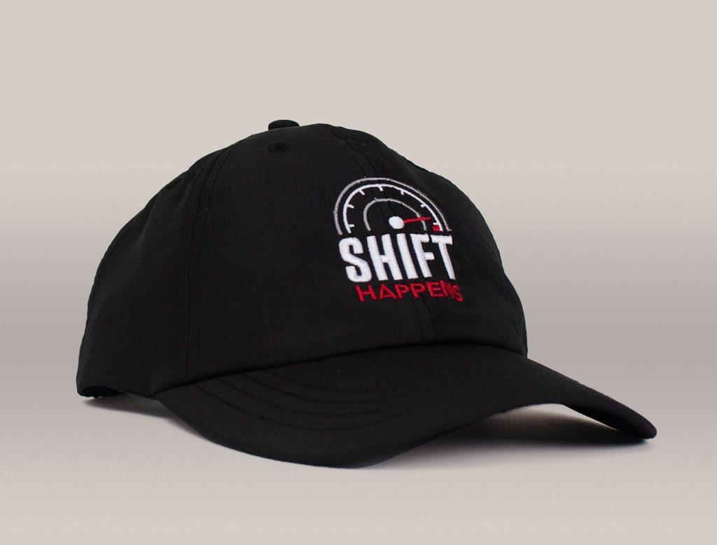 shift happens hat