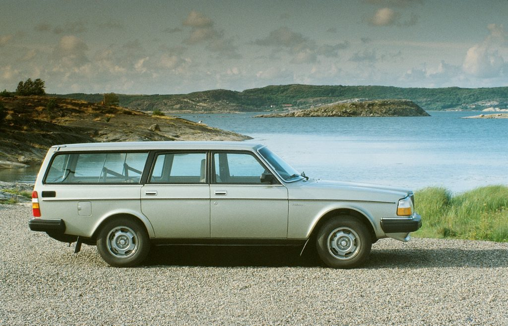 1983 Volvo 240 GLE