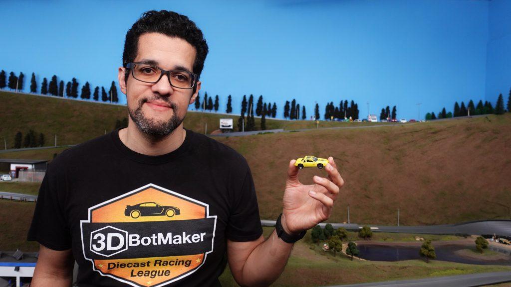 Adriel Johnson of 3DBotmaker