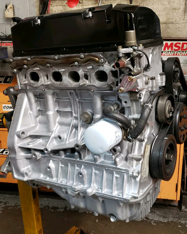 Canada F2K Civic engine swap