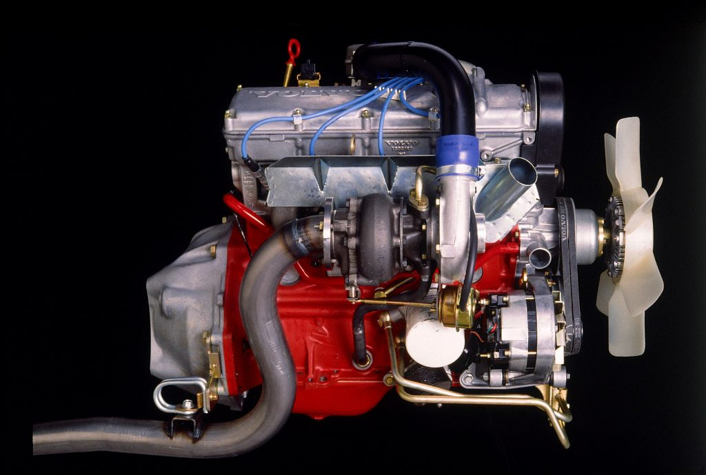 volvo redblock engine
