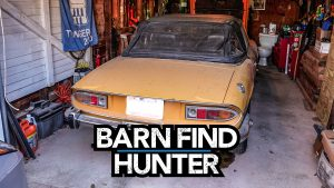 Three Triumphs and Two Jeep CJ 2As in ONE alley | Barn Find Hunter – Ep. 103