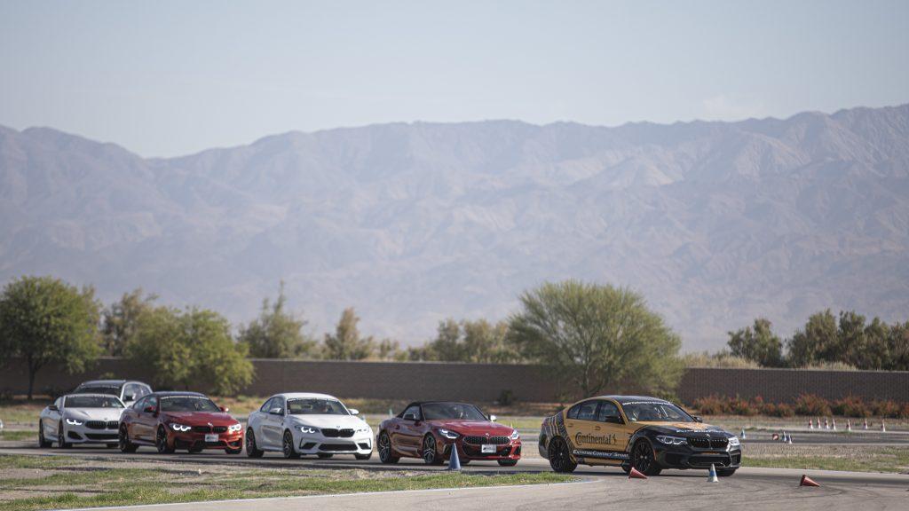 BMW Performance Center Lineup