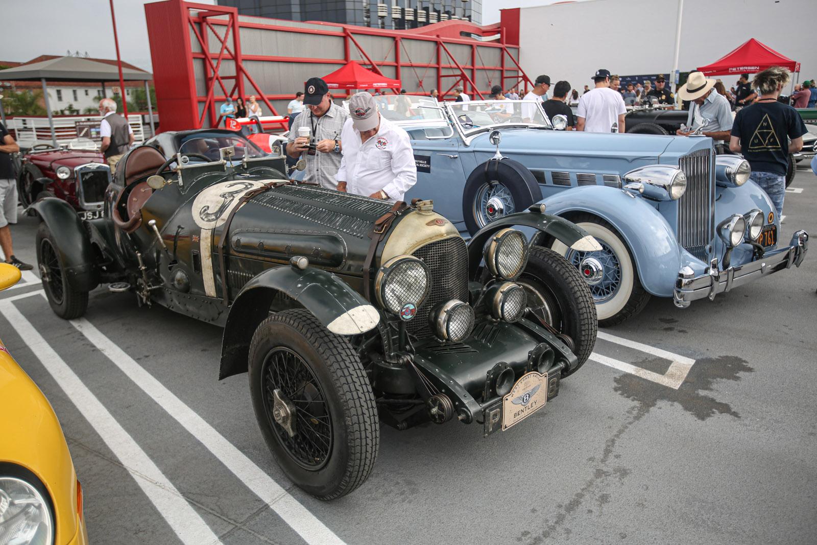 Bugatti replica Beverly Hills Tour