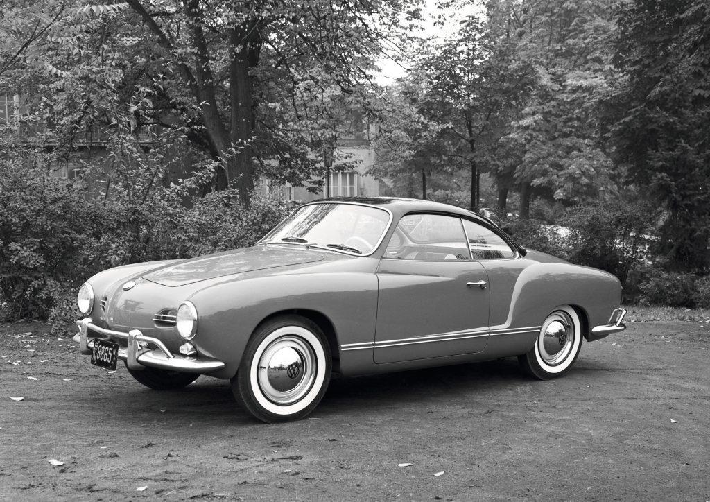 Volkswagen Karmann Ghia Type 14 Coupé (1959)
